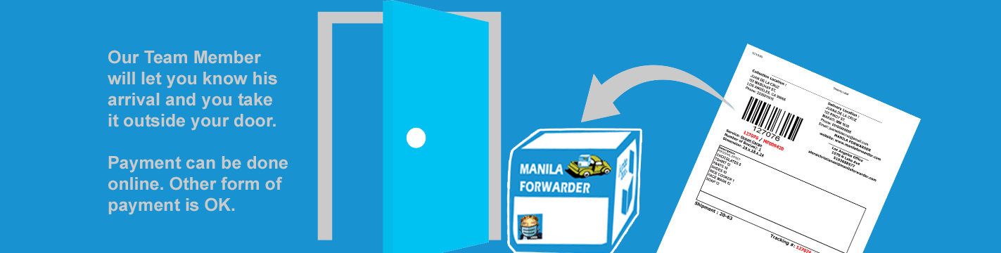 Manila Forwarder Pabili