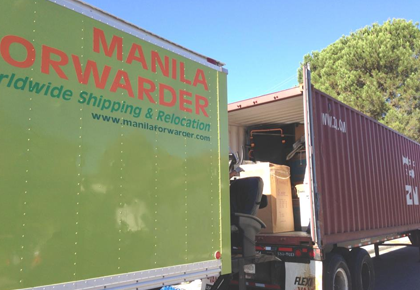 Manila Forwarder