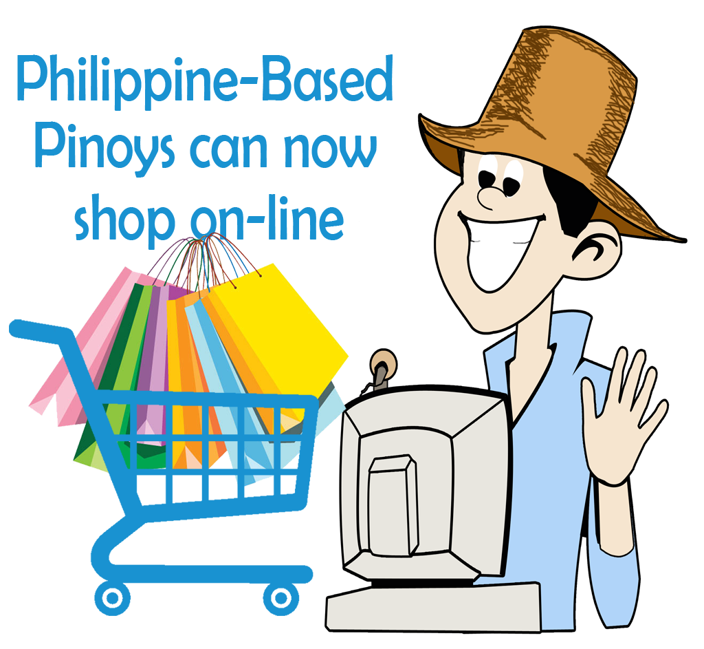 Philippine Based Client can now shop online!