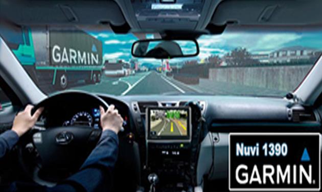 Garmin, GPS