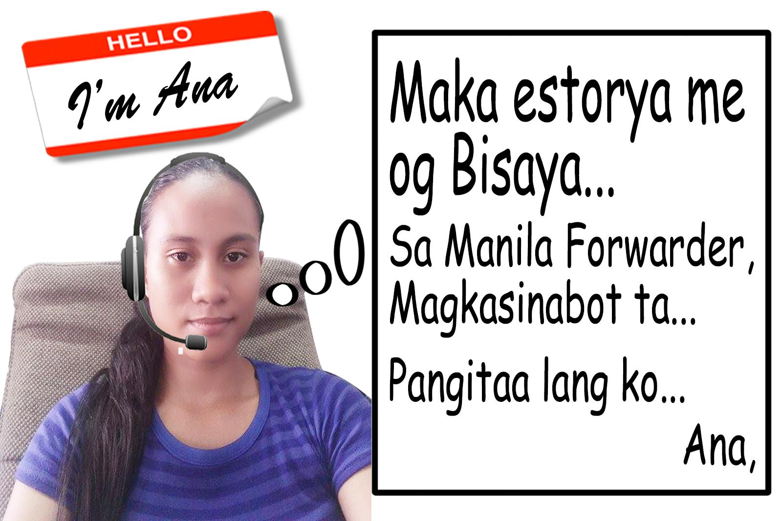 Visayan Language
