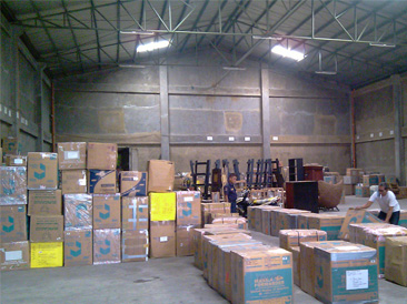 Valenzuela Warehouse